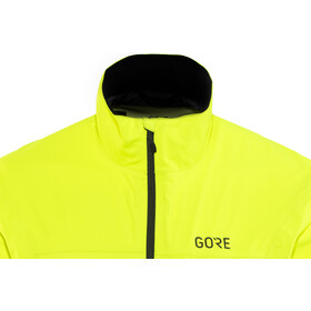 GORE WEAR C3 Gore-Tex Active Jacket Herr neon yellow